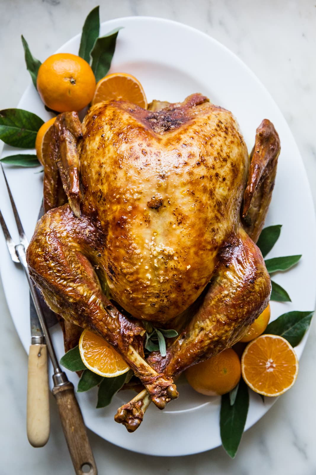 Perfect Roast Turkey Recipe The Modern Proper