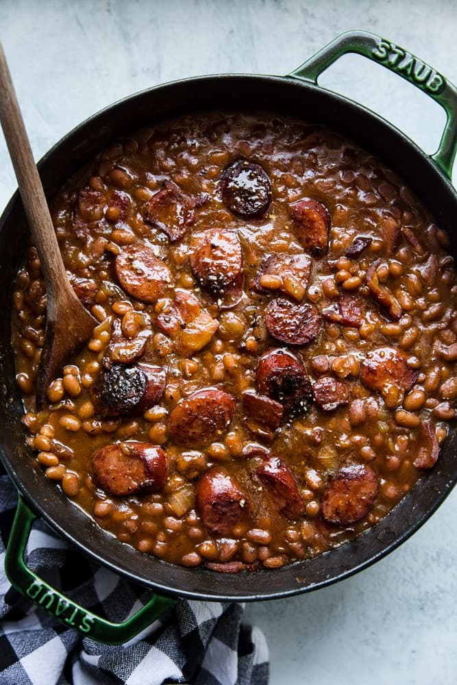 Dressed Up Baked Beans The Modern Proper