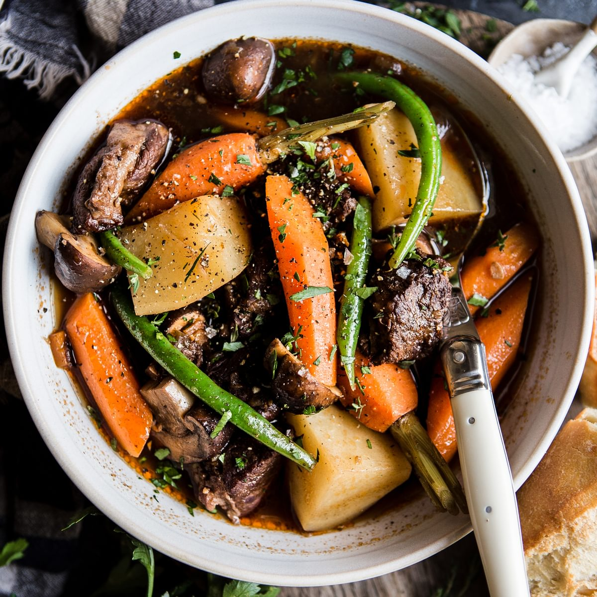 Slow Cooker Beef Stew The Modern Proper
