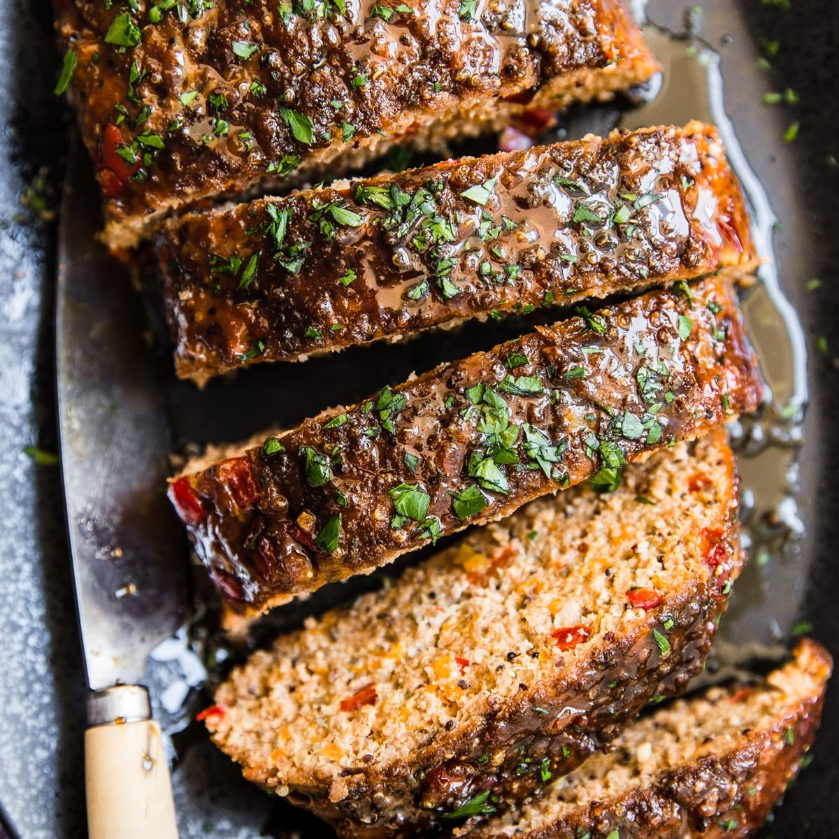 Easy Turkey Quinoa Meatloaf Recipe The Modern Proper