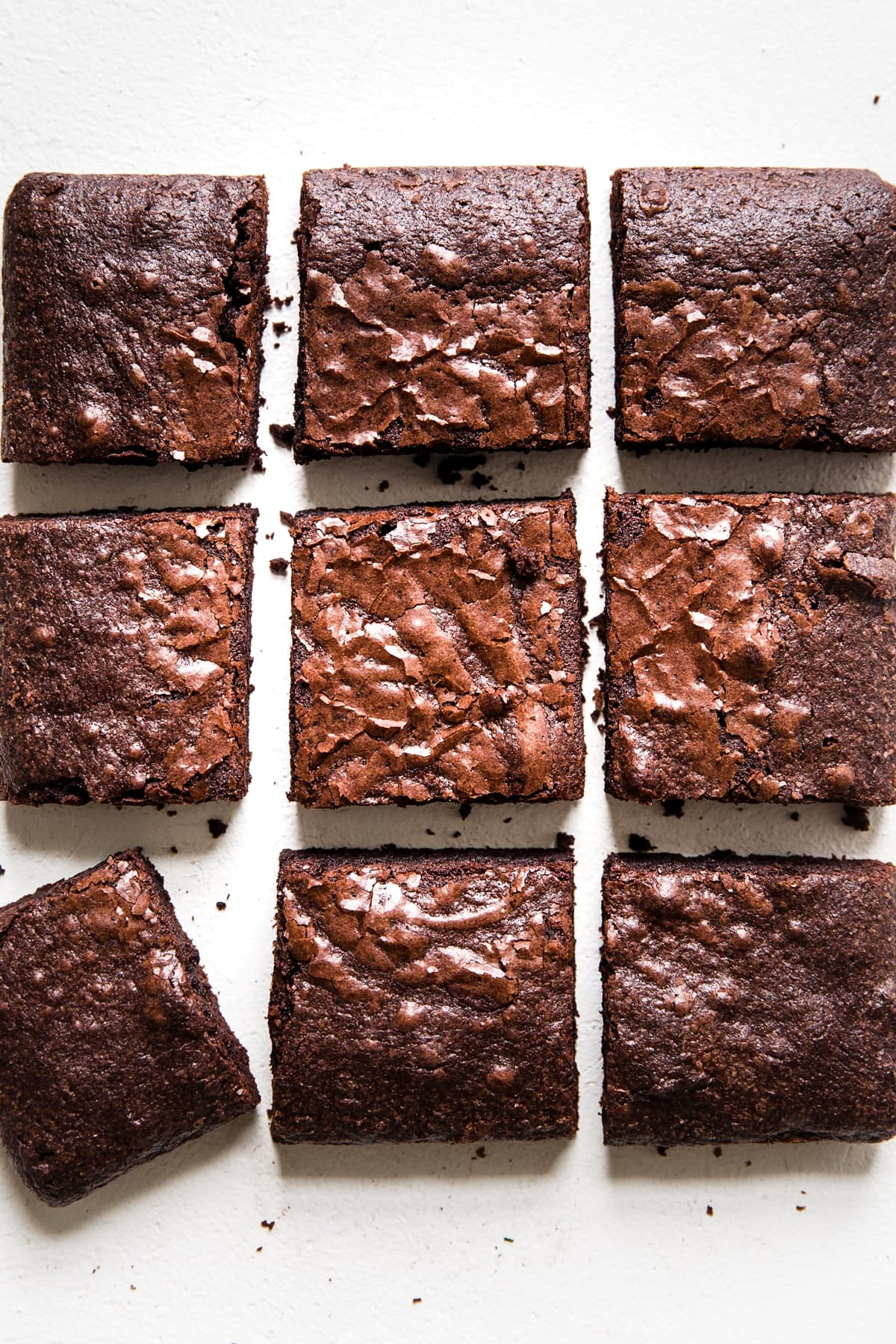 Classic Fudgy Brownies The Modern Proper