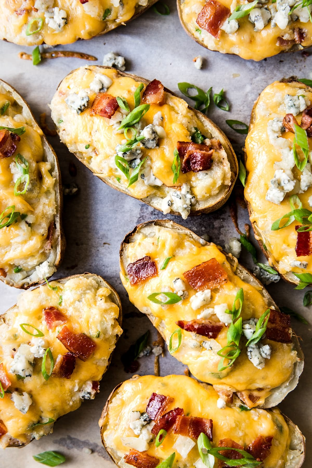 Twice Baked Potatoes The Modern Proper