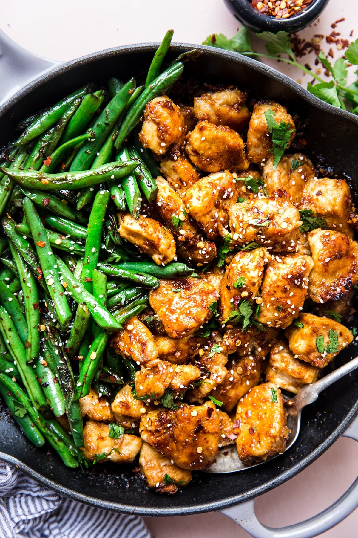Crispy Chicken Stir Fry The Modern Proper