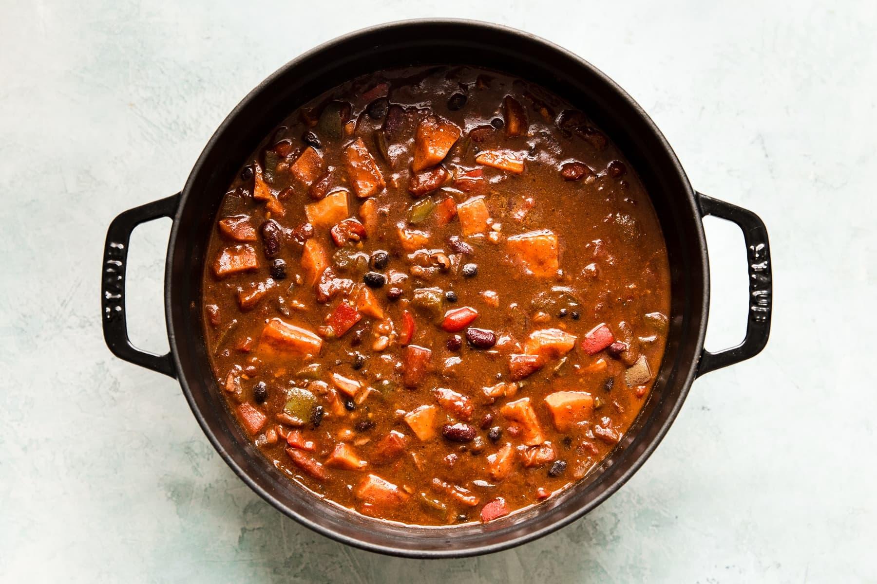 Vegetarian Chili The Modern Proper