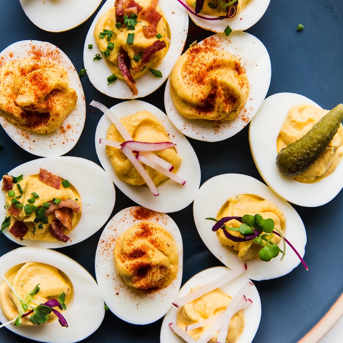 Deviled Eggs The Modern Proper