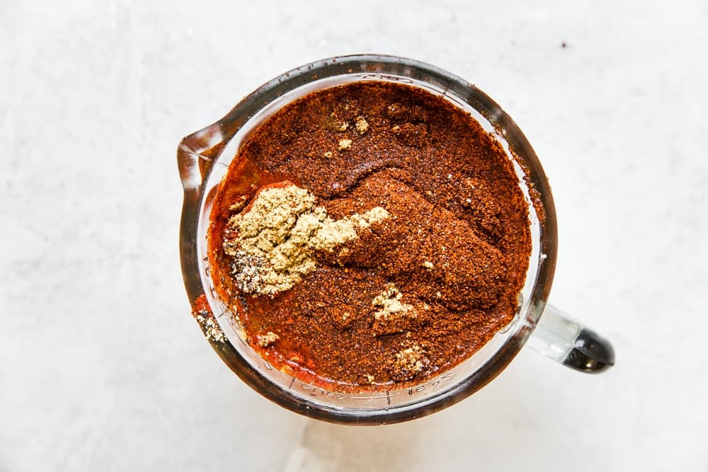 spices for Slow Cooker Barbacoa Beef